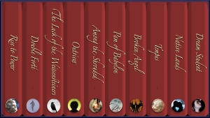 All ten novels for $.99 cents