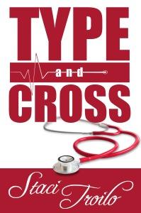 Type & Cross E-Book Cover