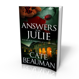 03 Answers For Julie - 3D Cover