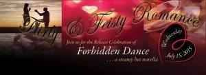 Flirty & Feisty Romance Banner for Forbidden Dance.jpeg