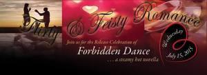Flirty & Feisty Romance Banner for Forbidden Dance.jpeg