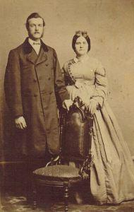 Harmon and Eliza Camburn