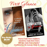 First Glance - Abbie St. Claire - Conflicted